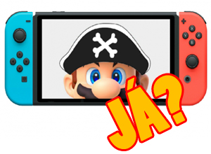 Hackers confirmam desbloqueio total do Nintendo Switch - Gameplay do Boy